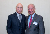 Patrick Stewart at NCTF event